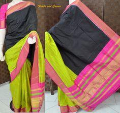 Ikkat Silk Saree
