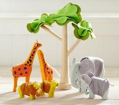 Safari Accessories | Pottery Barn Kids