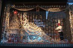 store window christmas displays in nyc Barney Christmas, New York Christmas, Christmas Store, Xmas, Christmas Window Display, Christmas Displays, Christmas Windows, New York Noel, Doll Display