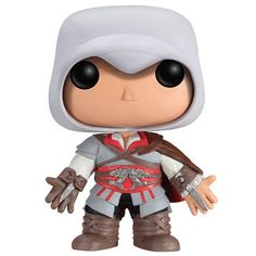 Figurine Ezio (Assassin's Creed II) - Figurine Funko Pop http://figurinepop.com/ezio-assassins-creed-2-funko