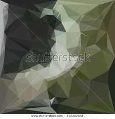 Low polygon style illustration of a dark slate gray abstract geometric background. Geometric Background, Abstract Backgrounds, Slate, Retro Illustrations, Royalty Free Stock Photos, Vector Stock, Gray, Artwork, Pictures