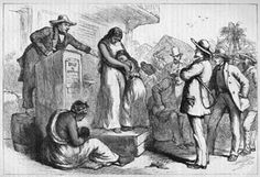 "Slave Woman Sold In Va | Black Children Mock-Auctioned In Virginia Elementary School ""History ..."