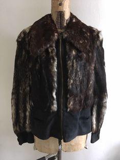 Sono entusiasta di condividere questo articolo del mio negozio #etsy: grace slick Grace Slick, I Shop, Fur, Coat, Shopping, Vintage, Etsy, Fashion, Moda