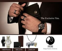 Global Wealth Trade carefully tailored business plan & FERI/FERI MOSH handcrafted designer products are the benchmarks of their respective industries. Click image for visuals. Jewelry Accessories, Jewelry Design, Unique Jewelry, Luxury Branding, Branding Design, Jewelry Companies, Luxury Fashion, Cufflinks, Fashion Jewelry