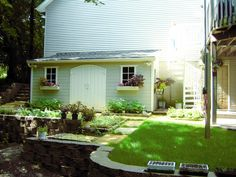 Backyard Shed Plans Refferal: 5154443180 8x10 Shed, Shed Plans 8x10, Free Shed Plans, 12x20 Shed Plans, Storage Shed Plans, Shed Landscaping, Backyard Sheds, Backyard Office, Lean To Shed