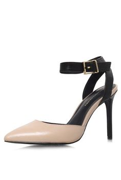 **Nude High Heel Court Shoes By KG by Kurt Geiger - New In This Week - New In