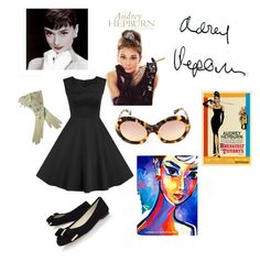 """""""Audrey"""" by felicia-mcdonnell ❤ liked on Polyvore featuring Oliver Goldsmith, Tiffany & Co., MICHAEL Michael Kors, women's clothing, women's fashion, women, female, woman, misses and juniors"""