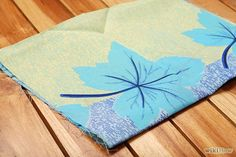 How to Make a Handkerchief: 8 Steps - wikiHow