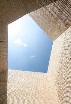 Buda Art Center is one of the Wienerberger Brick Award 2014 winners #brick