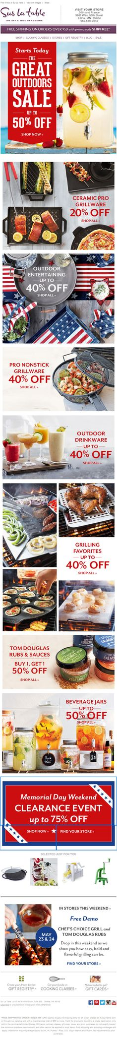 home depot memorial day grill sale