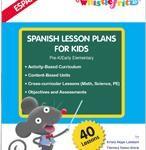 Spanish Lesson Plans for Kids from Whistlefritz