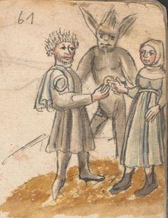 Die Pluemen der Tugent, Vintler, Hans, -1419 1. Hälfte 15. Jhdt.  Cod. Ser. n. 12819 Han  Folio 135
