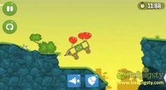 Bad Piggies When Pigs Fly 2-11 Walkthrough 3 Star (Bad Piggies Tip + Help) - www.badpigsty.com