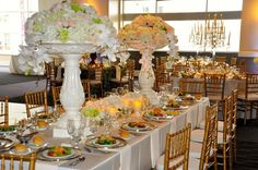 Spring wedding by A Memorable Event