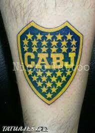 Tattoo De Escudos De Boca Buscar Con Google Tatto Pinterest