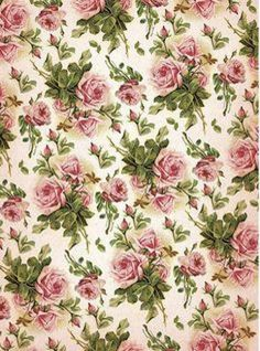 background, beautiful, shabby chic, vintage, wallpaper, pink rose pattern