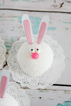 Adorable Easter Bunny Treats | Easter Treat Ideas for Kids