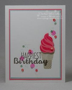 Cool Treats by Stampin' Up!
