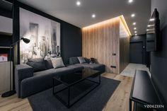 Srtudent's apartment in Kiev on Behance