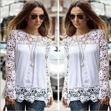 Resultado de imagen para blusas de moda 2015