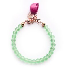 Happy Skull Mint - Jewelry - LasDalias.nl