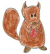 Dieu fait les écureuils... cric et croc ! - Choisis la Vie