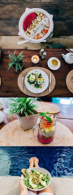 The best places to eat healthy in Canggu, Bali!