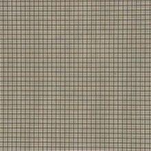 280 cm large Cambridge Pinstripe français tissu de lin en Beige-Double Largeur