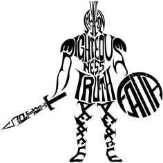 The Full Armor of God. (1) The Belt Of Truth (2) The Breastplate Of…