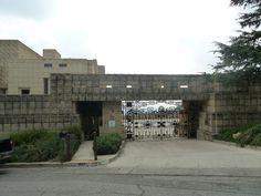 Charles Ennis House (1924), Los Angeles, CA