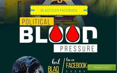 "BlaqTiger's ""Political Blood Pressure"" Show Awakening Heroes For The Future Of Ghana Bad Leadership, Youth Day, Military Officer, Armed Forces, Revolutionaries, Music Awards, Blood Pressure, Ghana, Buzzfeed"