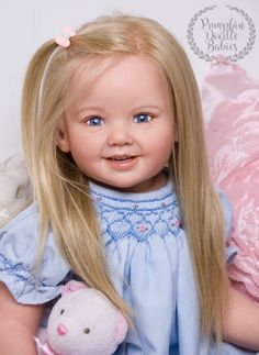 Excited to share this item from my shop: CUSTOM ORDER Reborn Toddler Doll Baby Girl Cammi by Ping Lau~ You Choose All the Details Human Hair Glass Eyes Layaway available! Reborn Toddler Dolls, Reborn Dolls, Reborn Babies, Preemie Babies, Baby Boys, Toddler Boys, Bottom Eyelashes, Little Monkeys, Eye Color