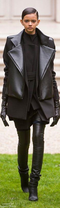 Rad Hourani Couture Fall 2013