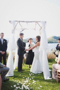 Kailey And Ethan S Bohemian Beach Wedding Beaches