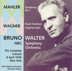 NBC Symphony Orchestra - Bruno Walter With The NBC Symphony