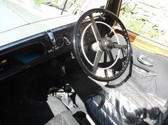 Dash/interior of the 1932 16/6 Berkeley