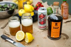 SNAP Shandy