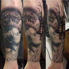 Aaron King Tattoo