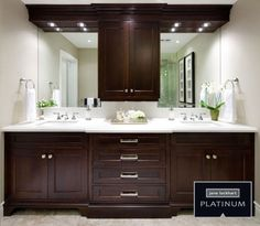 Platinum Series bathroom