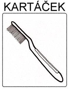 Mycí prostředky – hygiena - kartáček Garden Tools, Yard Tools