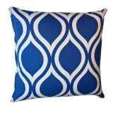 Home & Garden - Living & homewares - Cushions - hardtofind - Morrocan Blue