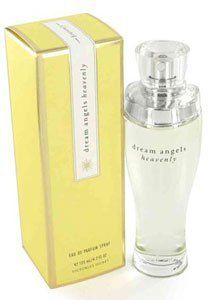 Dream Angels Heavenly for Women Gift Set - 2.5 oz EDP Spray + 4.0 oz Touch Body Lotion by Victoria's Secret. $60.99. Dream Angels Heavenly is recommended for daytime or casual use. This Gift Set is 100% original.. Gift Set - 2.5 oz EDP Spray + 4.0 oz Touch Body Lotion. Sheer, bright and luminous, this blissfully vibrant fragrance creates sheer joy with exhilarating florals and serene warmth blended with White Peony and White Musk.