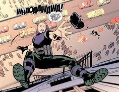 Fuck Yeah, Hawkeye!