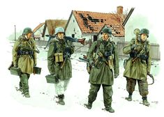 Panzergrenadiers Wiking Division Hungary 1945