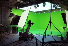 video ChromaKey - Green Screens are used more often than you might think!