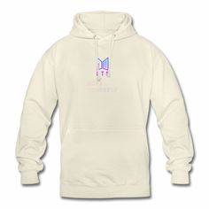 Classic hoodie for men and women (unisex). Brand: AWDis color vanilla size L gender unisex age group adult condition new av. T Shirt Online Shop, Cool Shirt Designs, Kangaroo Pouch, Unisex, Love Design, Best Mom, Cool T Shirts, V Neck T Shirt, Hoodies