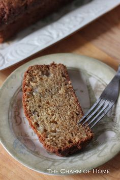 Paula Deen's Walnut Banana Bread