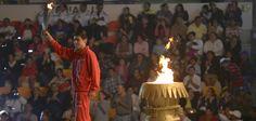 Duarte de Ochoa recibió la Antorcha de la Olimpiada y Paralimpiada Estatal 2015, y exhortó a todos los deportistas a triunfar con juego limpio y representar con gran orgullo a sus lugares de origen en una primera instancia y, si ganan, a la entidad.