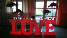 Mesa love para casamento,noivado em 3D feita por mim