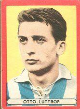Otto Luttrop of TSV 1860 Munich in 1963.